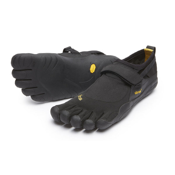 Vibram Men's KSO In Black/Black/Black