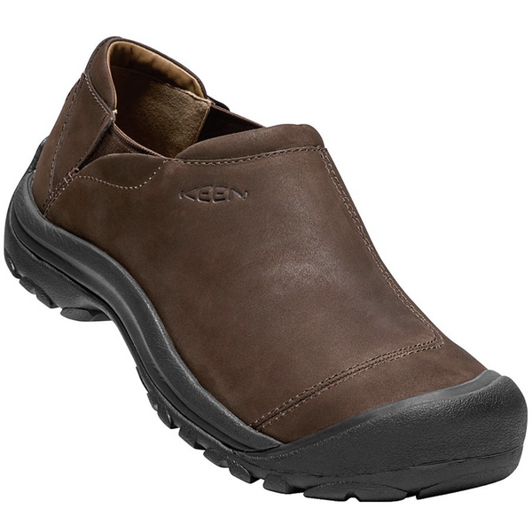 KEEN MEN'S ASHLAND IN CHOCOLATE BROWN