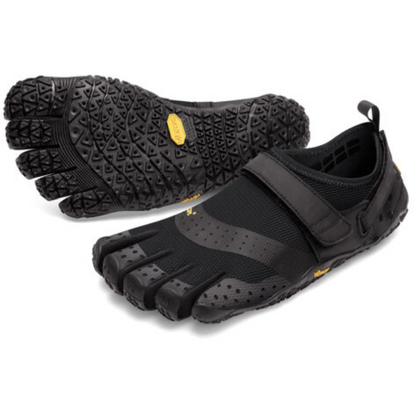VIBRAM MEN'S V-AQUA IN BLACK