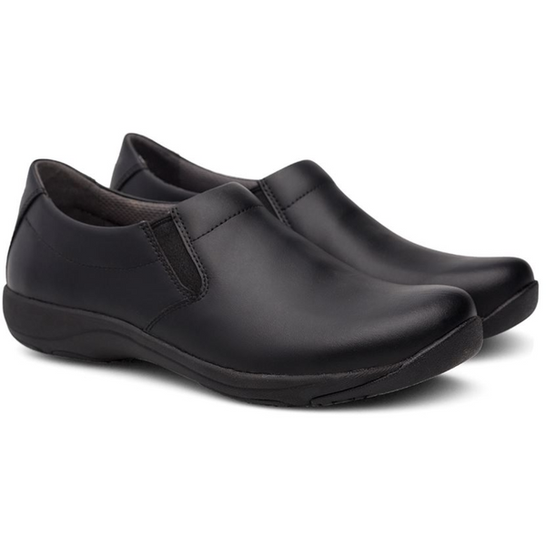 Dansko Men's Wynn in Black Smooth
