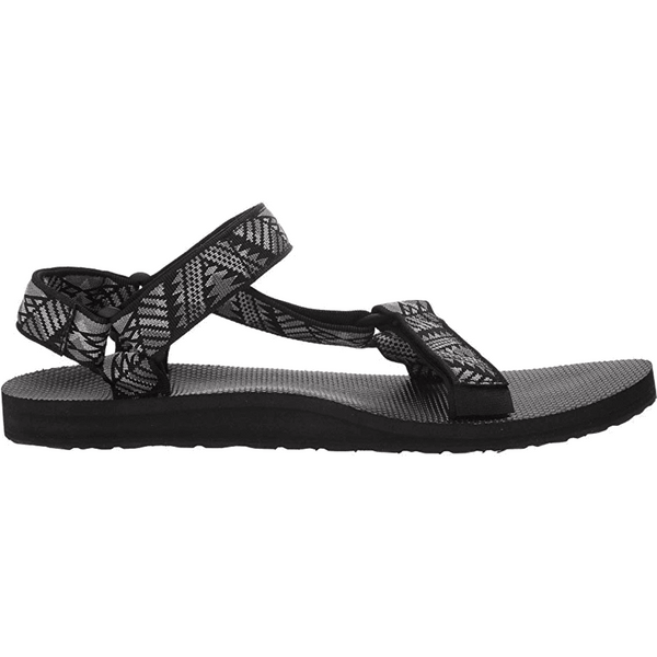 Teva Men's Original Universal Sandal in Boomerang Black White