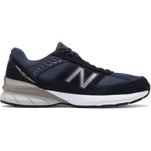 NEW BALANCE MEN'S 990V5 IN Navy