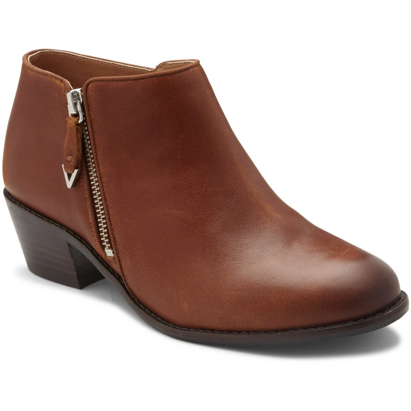 VIONIC WOMEN'S JOY JOLENE BOOTIE IN MOCHA