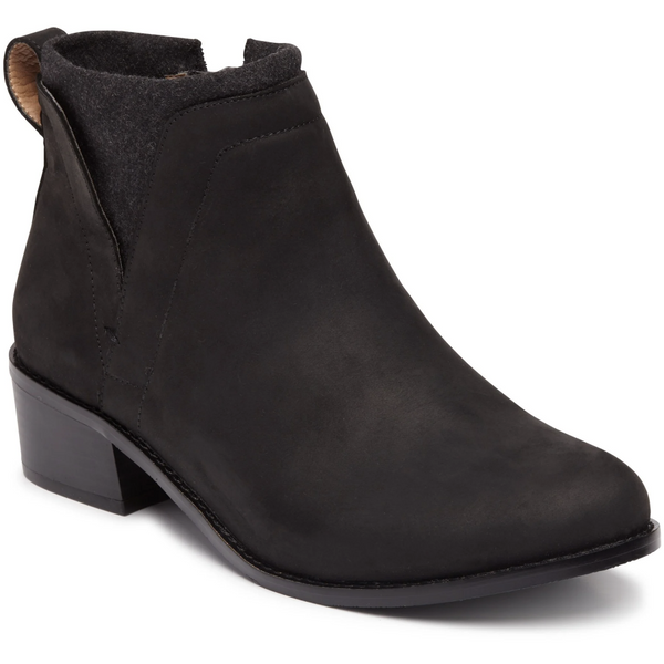 VIONIC WOMEN'S HOPE JOSLYN ANKLE BOOT IN BLACK