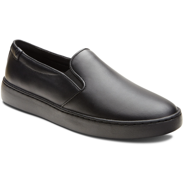 VIONIC WOMEN'S AVERY PRO LEATHER IN BLACK