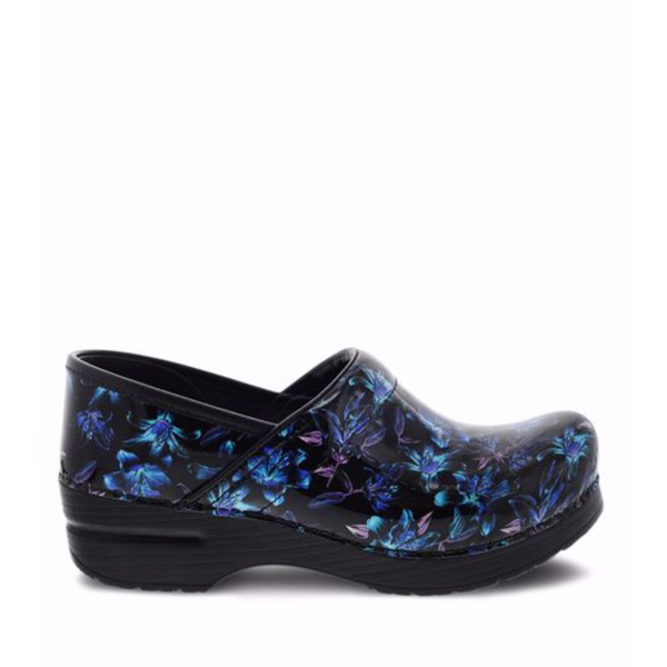 Dansko Women's Professional Clog in Night Bloom