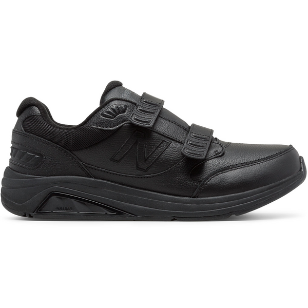 NEW BALANCE MEN'S 928V3 HOOK AND LOOP IN BLACK