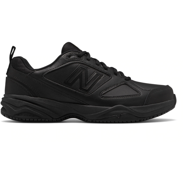 NEW BALANCE MEN'S 626V2 SLIP RESISTANT IN BLACK