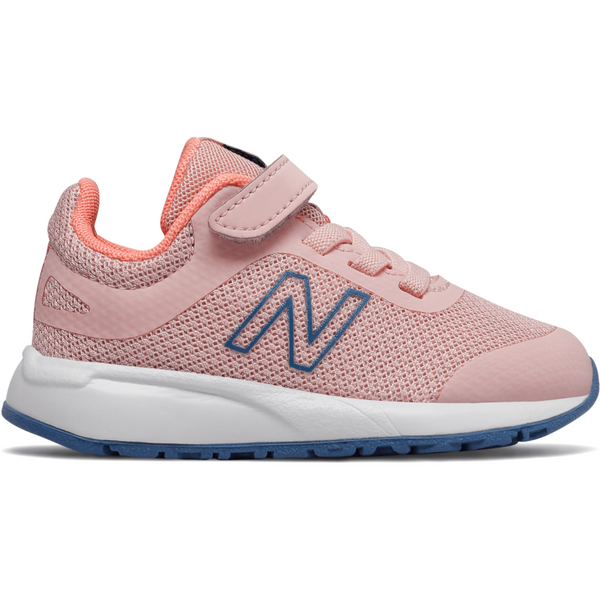 NEW BALANCE TODDLERS  IT455RA IN PEACH PINK