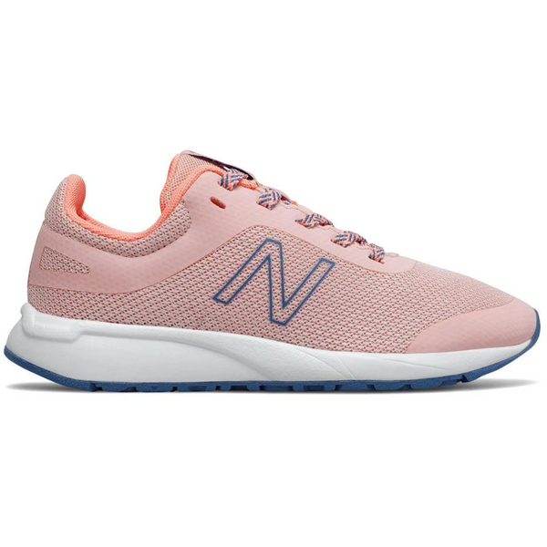 New Balance Kids YK455RA in Peach Pink