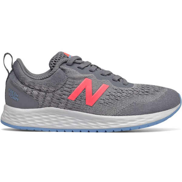 NEW BALANCE KIDS ARISHI IN GUNMETAL PINK