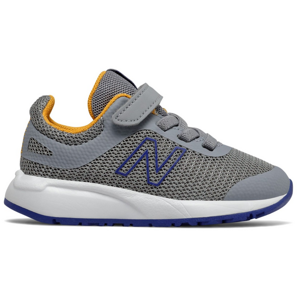 NEW BALANCE TODDLERS  455 IN STEEL MARINE BLUE