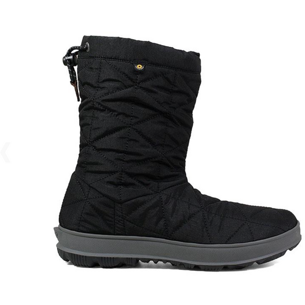 BOGS WOMEN'S SNOWDAY MID WINTER BOOT IN BLACK
