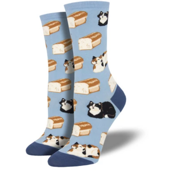 "SOCK SMITH BALL NO BS - ""CAT LOAF"" SOCKS"