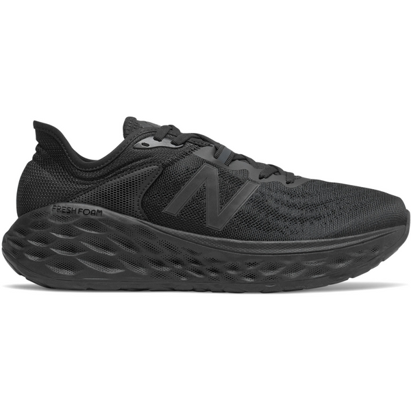 NEW BALANCE WOMEN'S FRESH FOAM MORE V2 IN BLACK