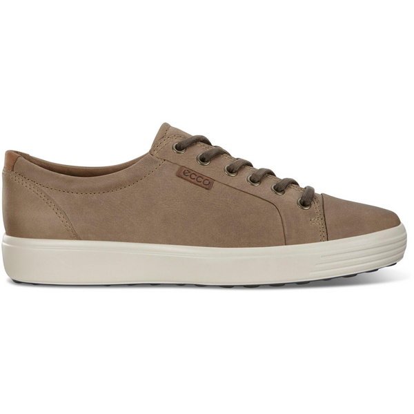 Ecco Men's Soft 7 Sneaker in Navajo Brown