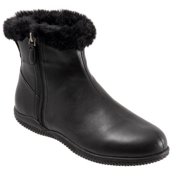 SOFTWALK WOMEN'S HELENA BOOT IN BLACK