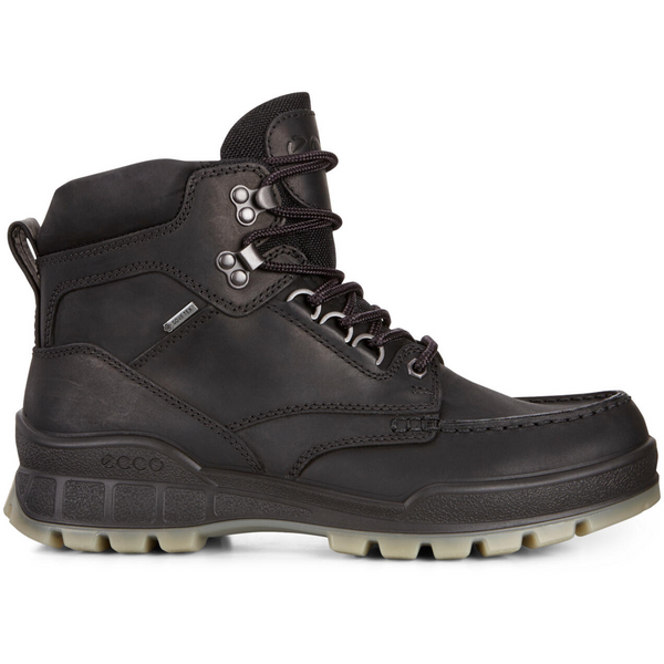 Ecco Men's Track 25 Mid in Black Black