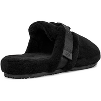 UGG All Gender Fluff It Slide In Black TNL Fluff