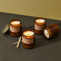 P. F. CANDLE CO. 7.2 OZ STANDARD SOY CANDLE - SPICED PUMPKIN