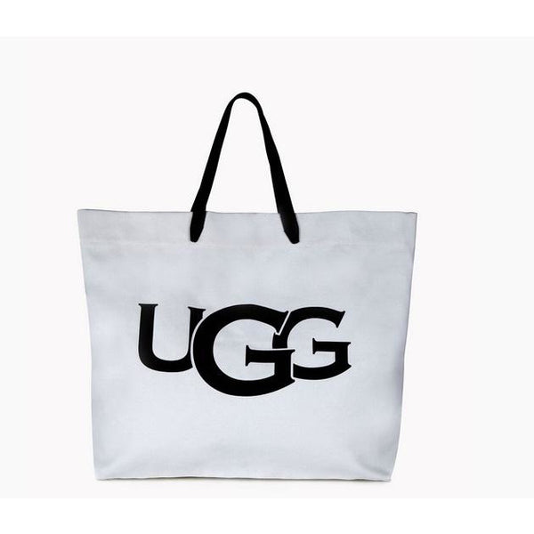 UGG Women's Canvas Logo Tote Bag