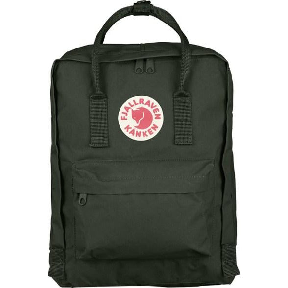 Fjallraven Kanken in Deep Forest