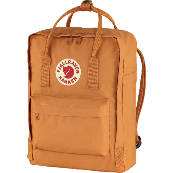 Fjallraven Kanken Classic Backpack in Spicy Orange