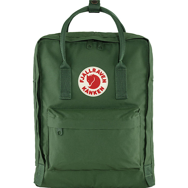 Fjallraven Kanken Classic Backpack in Spruce Green