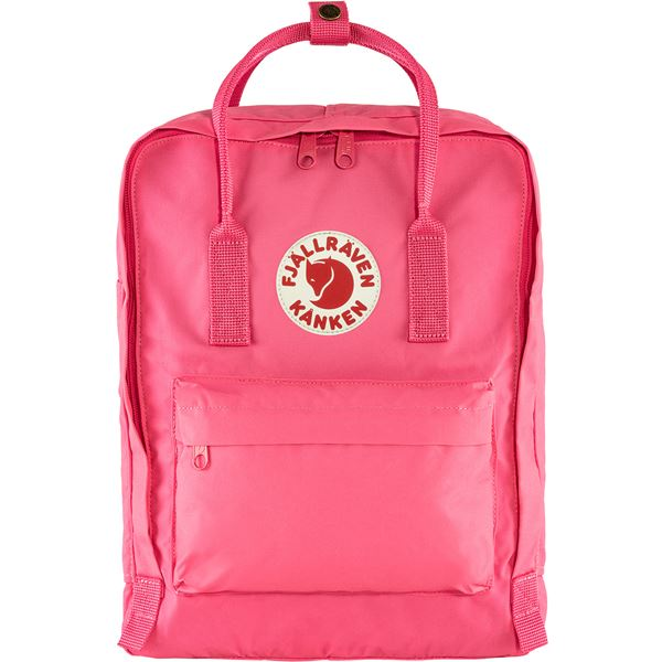 FJALLRAVEN CLASSIC KANKEN BACKPACK IN FLAMINGO PINK