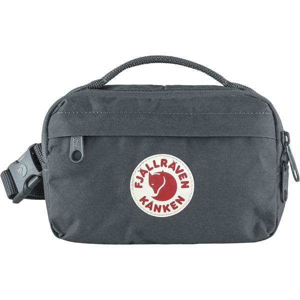 FJALLRAVEN KANKEN HIP PACK IN GRAPHITE