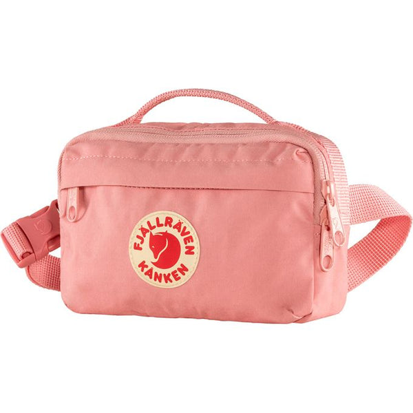 Fjallraven Kanken Hip Pack in Pink