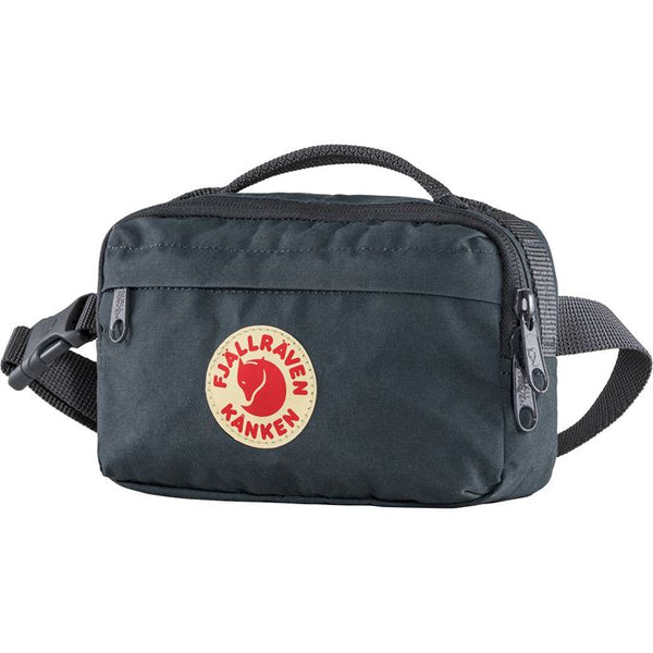 Fjallraven Kanken Hip Pack in Navy