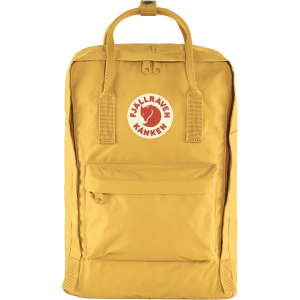 "FJALLRAVEN KANKEN LAPTOP 15"" IN OCHRE"