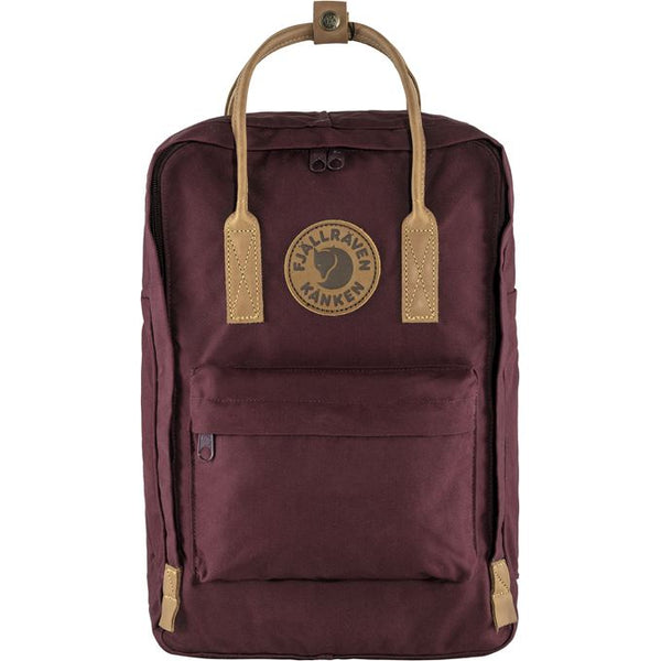 "Fjallraven Kanken No. 2 Laptop 15"" Backpack in Dark Garnet"