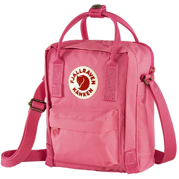 FJALLRAVEN KANKEN SLING IN FLAMINGO PINK