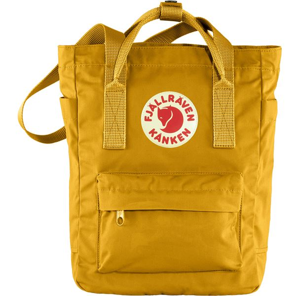 FJALLRAVEN KANKEN TOTEPACK MINI IN OCHRE