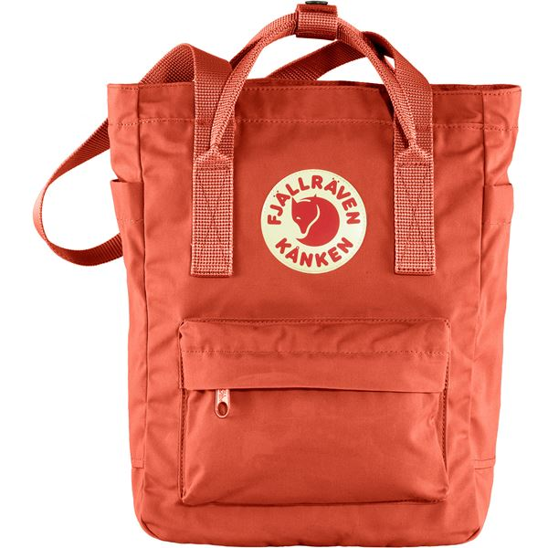 FJALLRAVEN KANKEN TOTEPACK MINI IN ROWAN RED