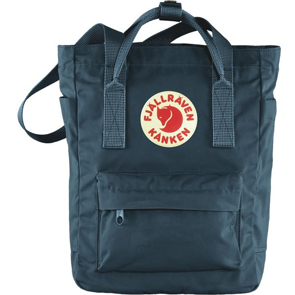 FJALLRAVEN KANKEN TOTEPACK MINI IN NAVY