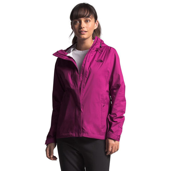 THE NORTH FACE WOMEN'S VENTURE 2 JACKET IN WILD ASTER PURPLE