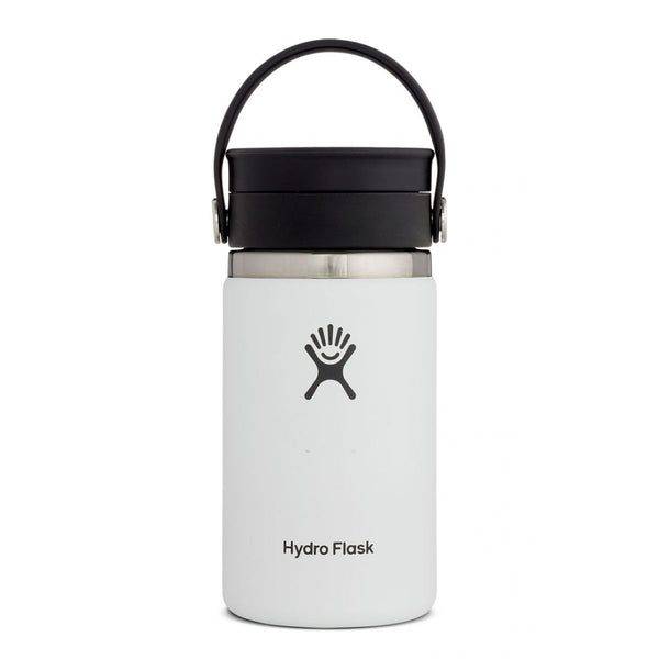 HYDROFLASK 12OZ COFFEE WITH FLEX SIP LID IN WHITE