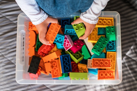System for Separating Contaminated Toys
