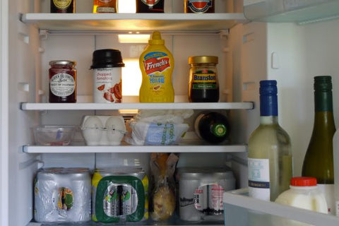 how to disinfect your fridge