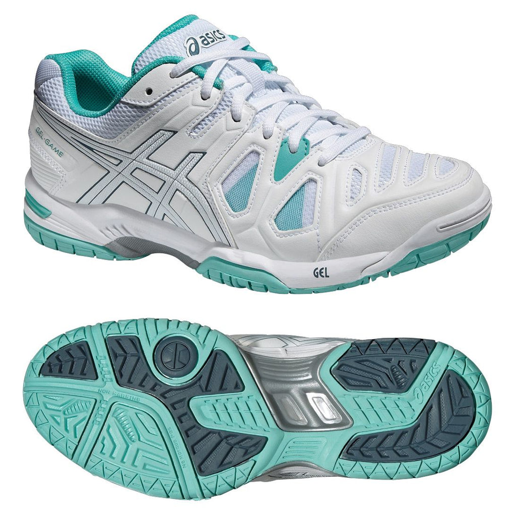 Asics Gel Game 5 Ladies Tennis Shoe