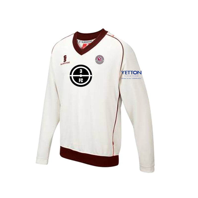 Kirkheaton CC Long Sleeve Sweater