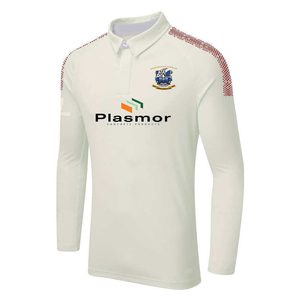 Knottingley Town CC Long sleeve shirt