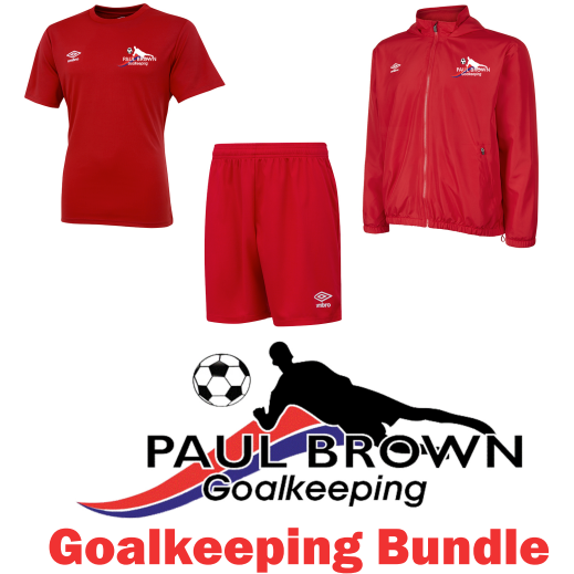 Paul Brown Goal Keeper Bundle (Youth Sizing)