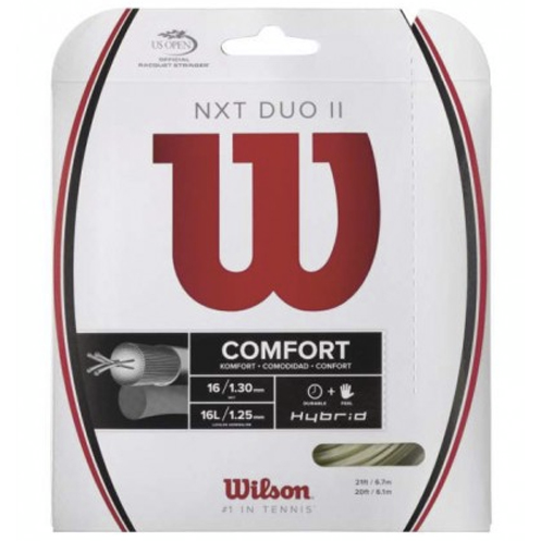 Wilson Next Duo II (includes fitting)