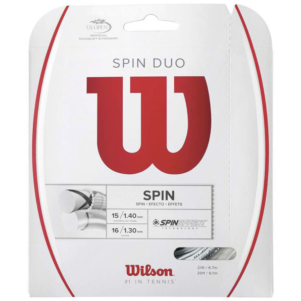 Wilson Spin Duo (inc Fitting)