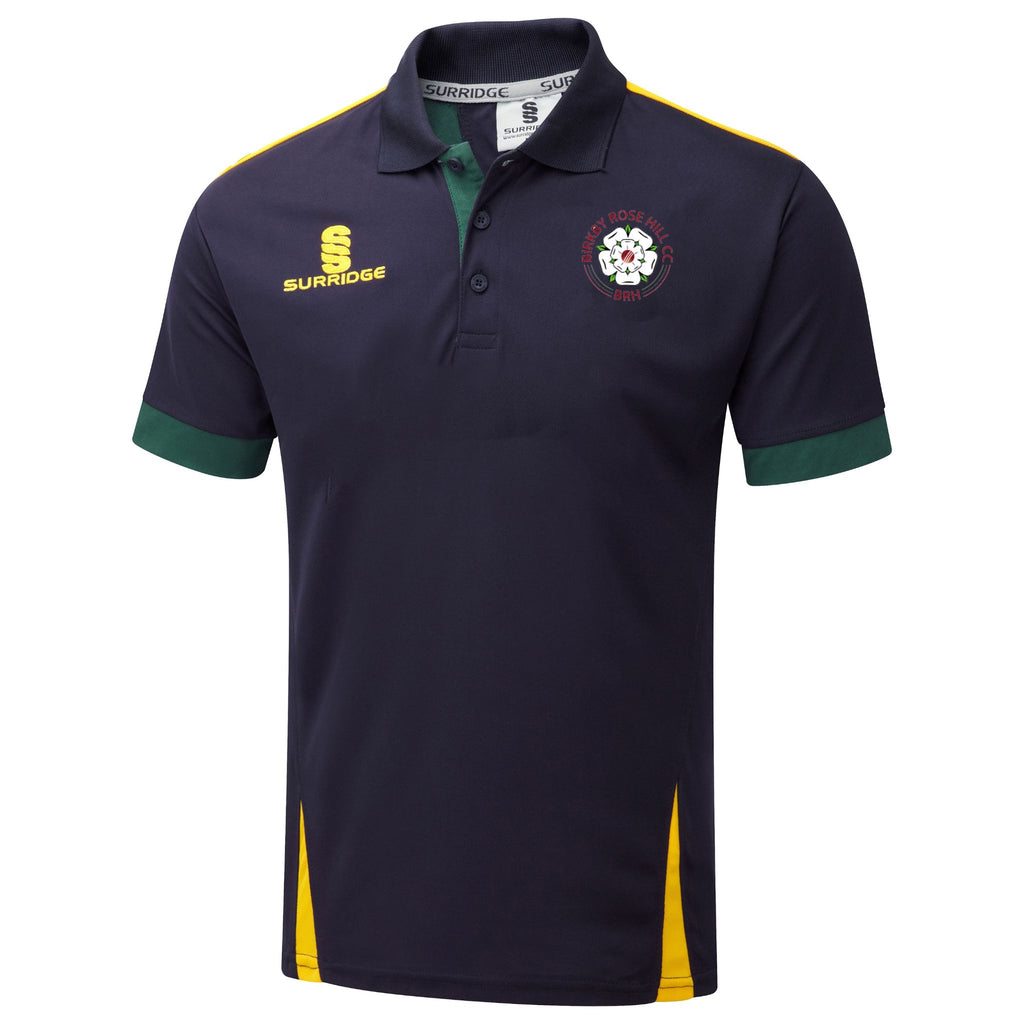 Birkby Rose Hill CC Blade Polo Shirt