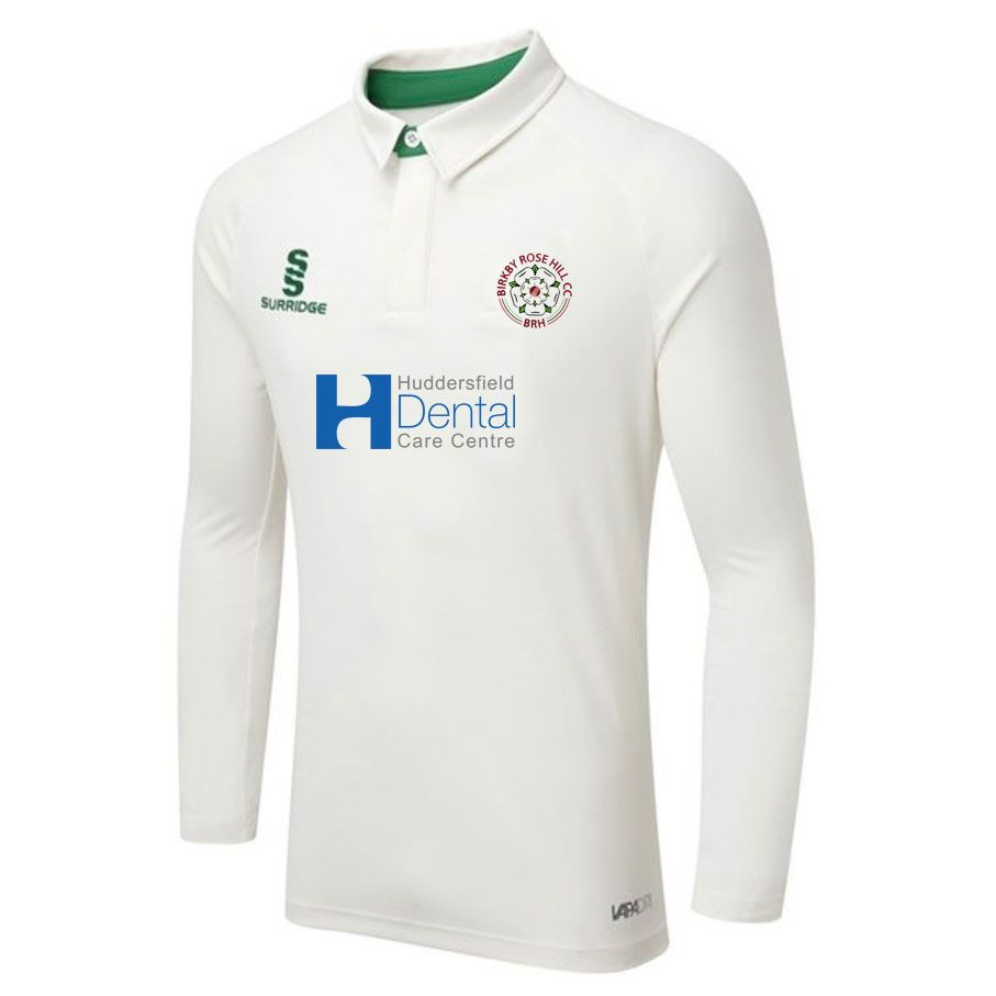 Birkby Rose Hill CC L/S TEK Shirt